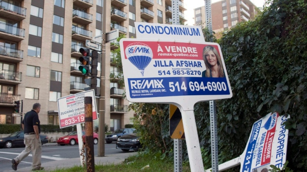 Canadian real estate market
