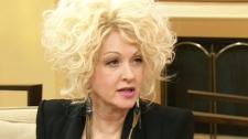 Cyndi Lauper, musician