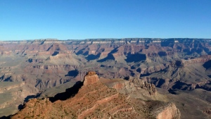 Grand Canyon National Park, Ariz., one of the most well-known and visited natural wonders in the U.S. (AP Photo/Carson Walker, File)
