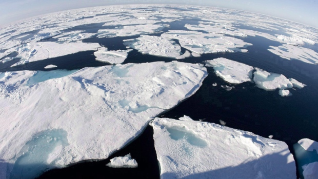 baffin island, arctic wilderness