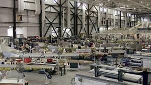 Bombardier plant