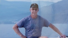 Ken Brown, seen in this undated photo, was killed in a boat collision on B.C.'s Shuswap Lake on July 4, 2010.