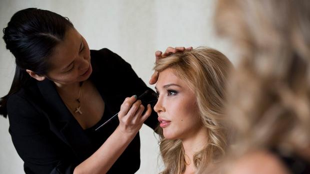 jenna talackova prepares for miss universe canada