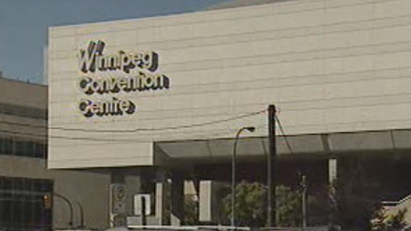 Winnipeg Convention Centre (file image)