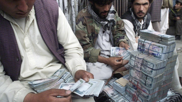 corruption in afghanistan
