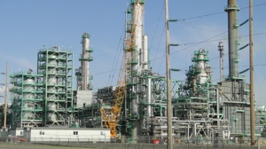 The Co-op refinery in Regina is seen in this file photo taken May 16, 2012.