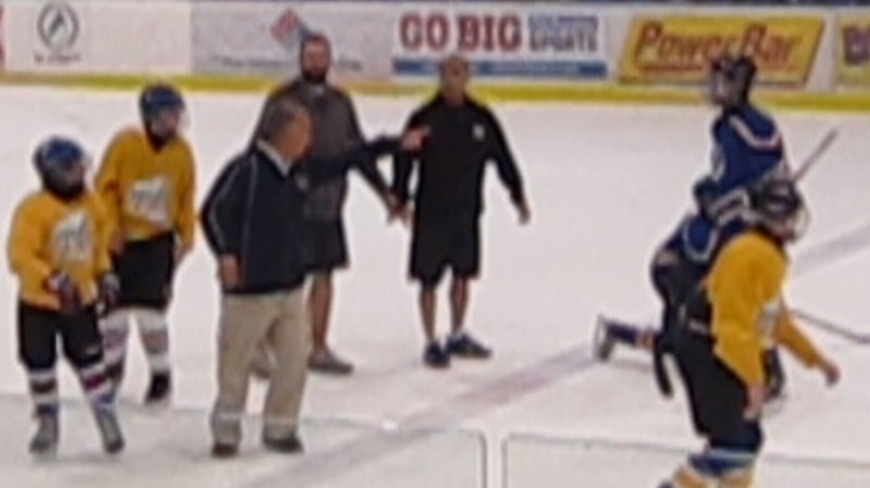 Two boys were assaulted at Thunderbird Arena following a tense gold medal game ending out the spring season in June. (CTV)