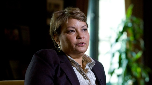 Environmental Protection Agency (EPA) Administrator Lisa Jackson