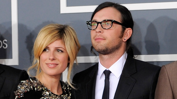 Kings of Leon drummer Nathan Followill and Jessie Baylin