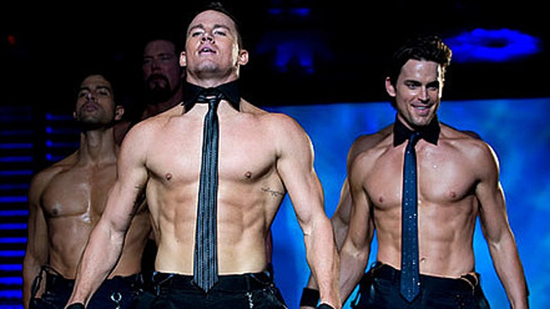Channing Tatum in a scene from Warner Bros. Pictures Canada's Magic Mike.