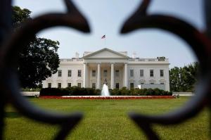 The White House is seen in Washington, Thursday, June 28, 2012. (AP / Pablo Martinez Monsivais)