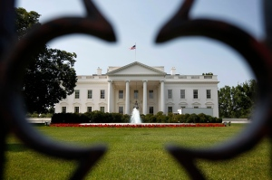 The White House is seen in this June 28, 2012 file photo. (File / AP)