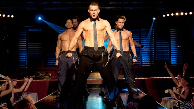 'Magic Mike' is heading to Broadway