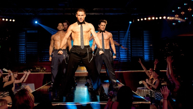 Adam Rodriguez, Kevin Nash, Channing Tatum, and Matt Bomer