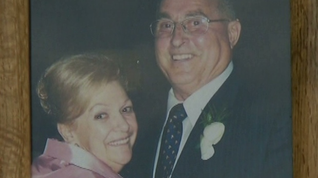 Elliot Lake mall collapse victim Doloris Perizzolo, 74, left, in an undated photo.