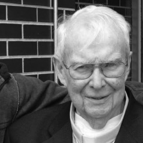 Father William Joseph Allen, 80, is charged with three counts of indecent assault.