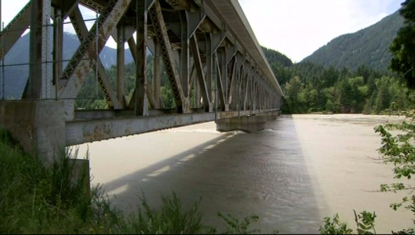CTV British Columbia: Fraser River flood concern