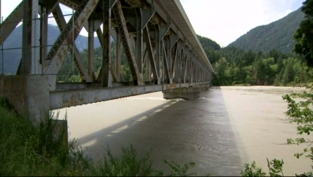 CTV British Columbia: Fraser River flood concern