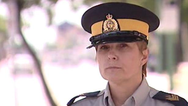 RCMP spokesperson Sgt Line Karpish