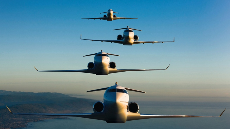 Bombardier Global Series