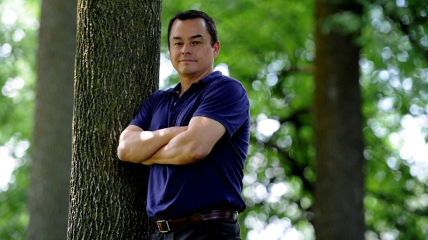 Assembly of First Nations Chief Shawn Atleo is seen in Ottawa