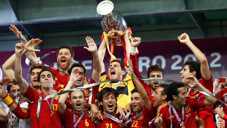 Image result for spain euro 2012