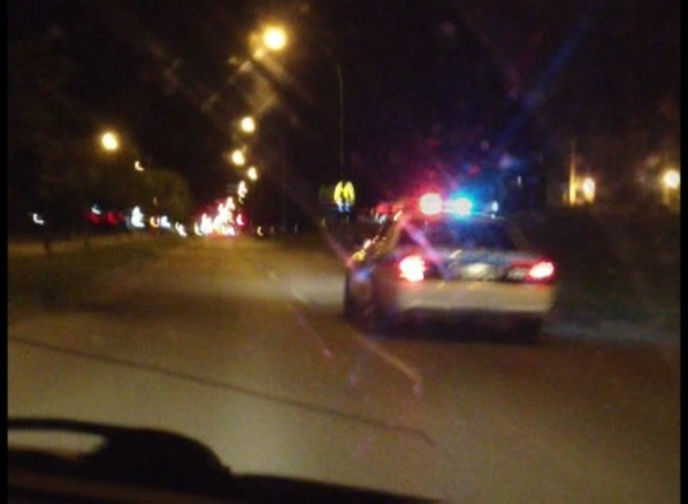 Saskatoon police chase