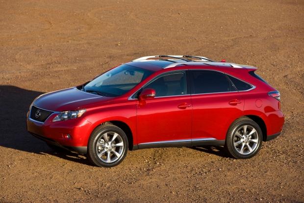 Toyota Lexus SUV