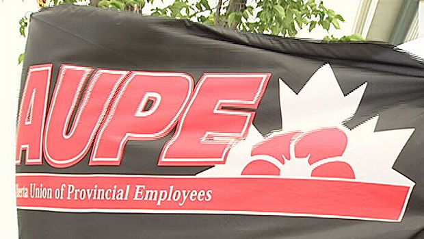 AUPE Alberta Union of Provincial Employees