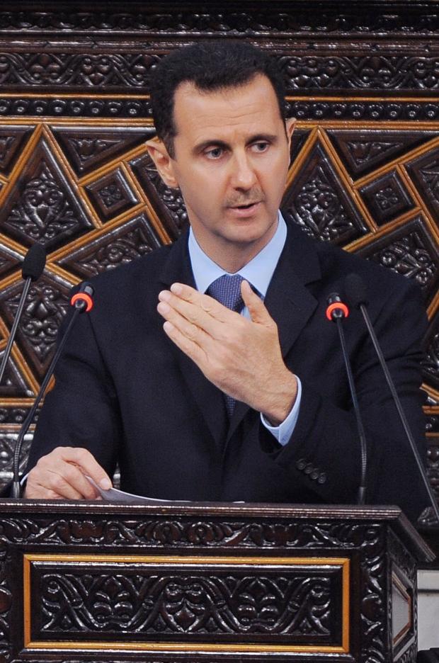 Syria, Bashar Assad, Damascus