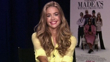 Denise Richards speaks to Canada AM about her new film Madea's Witness Protection