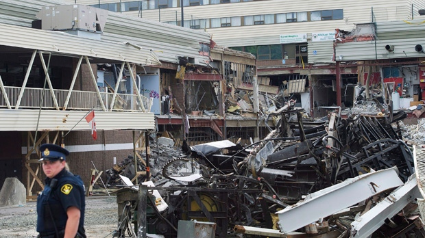Elliot Lake mall collapse