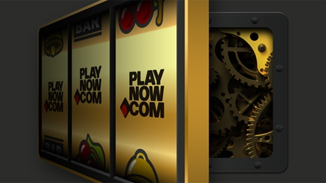 The PlayNow.com website went down for maintenance after introducing legal casino games. July 16, 2010. (PlayNow.com)