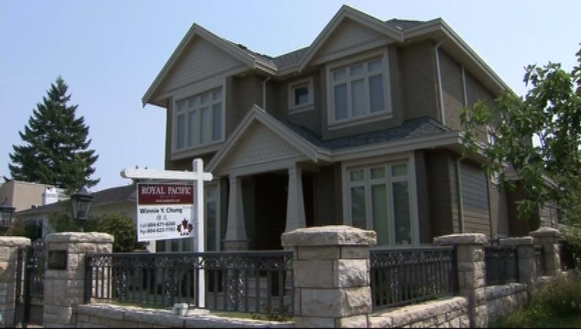 A new survey suggests Canadian homeowners are making cutbacks to afford their mortgages.