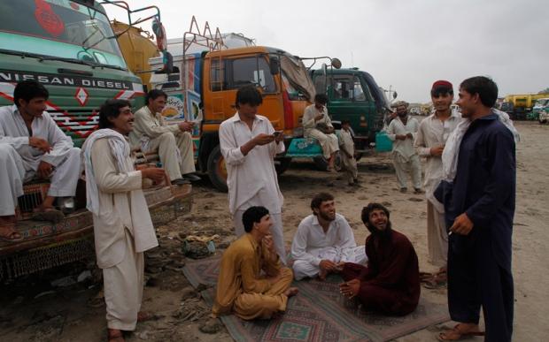 NATO fuel supplies, Karachi, Pakistan