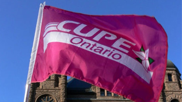CUPE flag