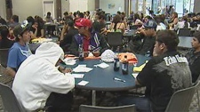 More than 200 aboriginal youth meet in Winnipeg.