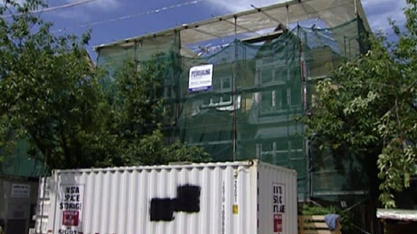 Some B.C. homeowners say the leaky condo crisis is far from over. July 19, 2010. (CTV)