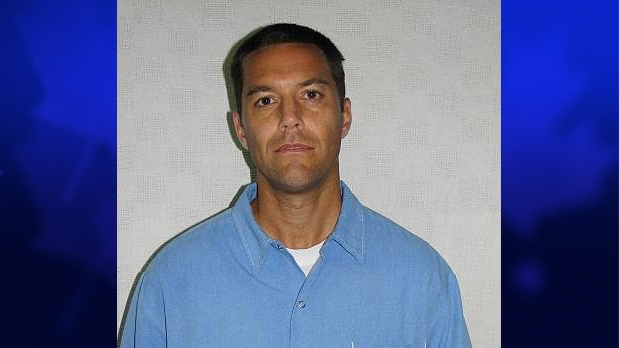 Scott Peterson, who is on death row at San Quentin State Prison, is seen in this 2011 photo. (AP / Calif. Dept. of Corrections)