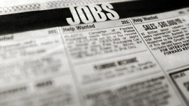 In Manitoba, the unemployment rate dropped from 5.7 per cent in May to five per cent in June.