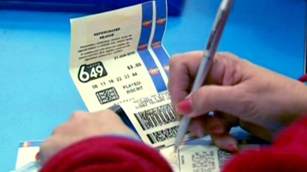 CTV News Channel: Record Lotto Max prize