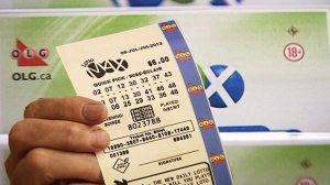 the $100 million available in the Lotto Max draw could buy you the Centre Block of Parliament, with money to spare.