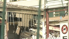 Rubble, Elliot Lake, mall collapse