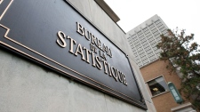 Signage marks the Statistics Canada offices in Ottawa on Wednesday July 21, 2010. (Sean Kilpatrick / THE CANADIAN PRESS)