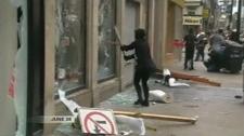 Toronto Police have accused Kelly Rose Pflug-Back, 21, of having taken part in G20 Summit vandalism on June 26, 2010.