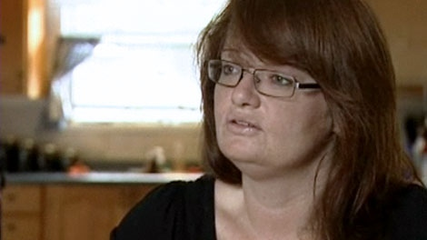 Sara Landriault was refused the ability to apply for a government job because she is white. The job was specifically for aboriginals or visible minorities.