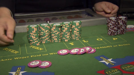 BCLC is trying to do more to fight money laundering in casinos after being handed a massive fine. July 22, 2010. (CTV)