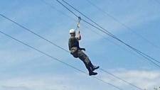 Zipline Photo 3-Monday, July 9, 2012