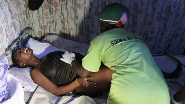 Kenyan traditional birth