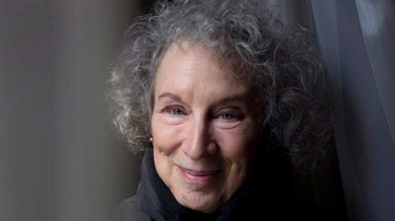 Author Margaret Atwood is pictured in Toronto on Tuesday, March 6, 2012. (Chris Young / THE CANADIAN PRESS)